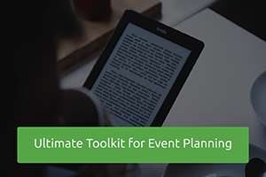 Ebook: Download the ultimate toolkit for your event planning